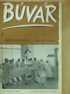 Baktay Ervin - Búvár 1935. szeptember [antikvár]
