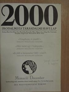 Aron Katsenelinboigen - 2000 1993. december [antikvár]