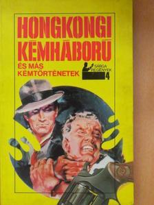 Lestyán Sándor - Hongkongi kémháború [antikvár]