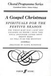ARR.RUNSWICK - A GOSPEL CHRISTMAS, SPIRITUALS FOR THE FESTIVE SEASON,MIXED CHOR AND PIANO