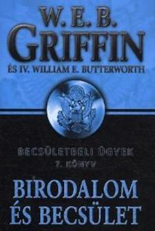 Griffin W. E. B - Birodalom és becsületBecsületbeli ügyek 7. könyv
