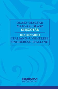 Hessky Eszter, Iker Bertalan - Olasz-magyar, magyar-olasz kisszótár