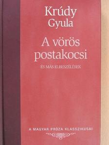 Krúdy Gyula - A vörös postakocsi [antikvár]