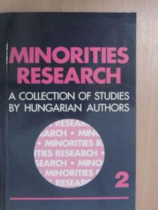 Erb Mária - Minorities Research 2. [antikvár]