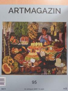 Bálványos Anna - Artmagazin 2017/3. [antikvár]