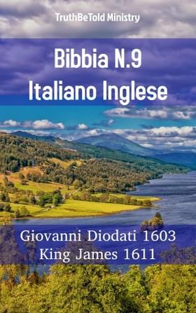 TruthBeTold Ministry, Joern Andre Halseth, Giovanni Diodati - Bibbia N.9 Italiano Inglese [eKönyv: epub, mobi]
