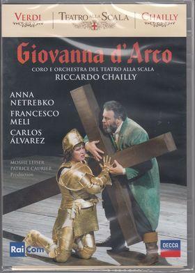 Verdi - GIOVANNA D'ARCO DVD NETREBKO