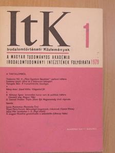 Bókay Antal - Irodalomtörténeti Közlemények 1979/1. [antikvár]