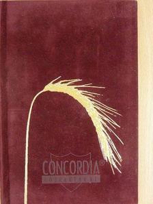 Balázs Károly - Concordia Kalendárium [antikvár]