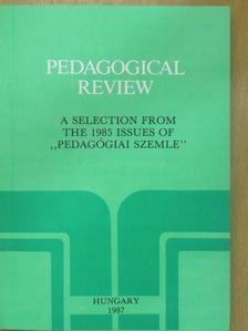 Mezei Gyula - Pedagogical Review [antikvár]