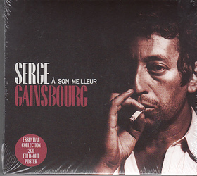 SERGE GAINSBOURG 2CD Á SON MEILLEUR