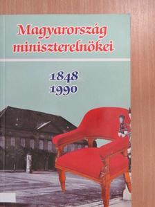 Izsák Lajos - Magyarország miniszterelnökei [antikvár]