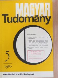 Apor Éva - Magyar Tudomány 1980. május [antikvár]