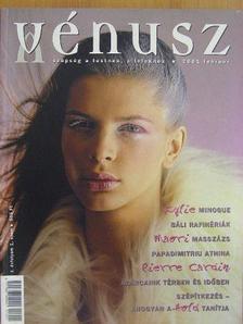 Acél Anna - Vénusz 2001. február [antikvár]