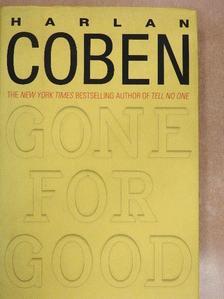 Harlan Coben - Gone for Good [antikvár]