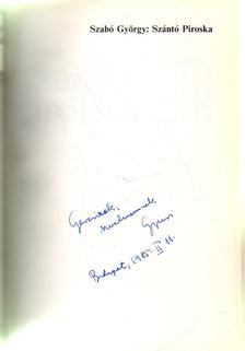 Szabó György - Szántó Piroska [antikvár]