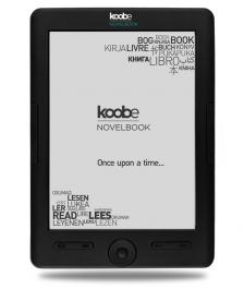 Koobe Novelbook HD Shine Edition E-book olvasó
