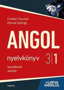 Czobor Zsuzsa - Horlai György - Lopva angolul 3/1. (9.kiadás)