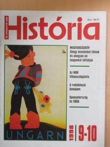 Andrásfalvy Bertalan - História 1998/9-10. [antikvár]
