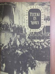 Benda Kálmán - Teleki és kora [antikvár]