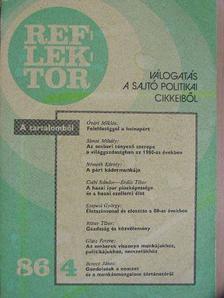 Andorka Rudolf - Reflektor 1986/4 [antikvár]