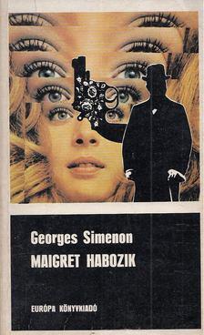 Georges Simenon - Maigret habozik [antikvár]
