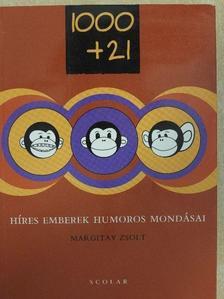 Margitay Zsolt - 1000+21 [antikvár]