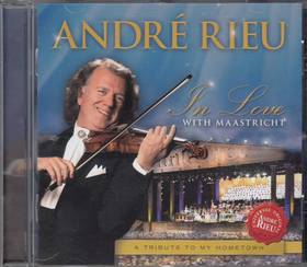 IN LOVE WITH MAASTRICHT CD ANDRÉ RIEU