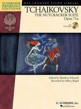 CSAJKOVSZKIJ / TCHAIKOVSKY - THE NUTCRACKER SUITER OP.71a, AUDIO ACCESS INCLUDED