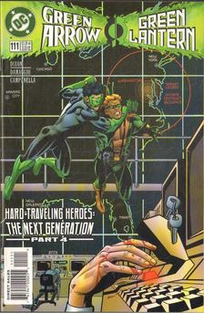 Dixon, Chuck, Damaggio, Rodolfo - Green Arrow 111. [antikvár]