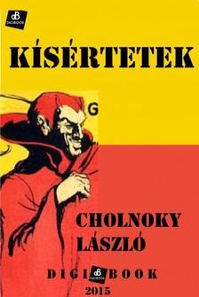 Cholnoky László - Kísértetek [eKönyv: epub, mobi]