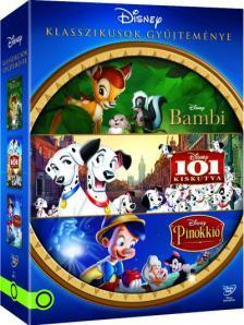 Disney klasszikusok gyűjtemény 1.