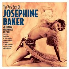 THE VERY BEST OF JOSEPHINE BAKER CD