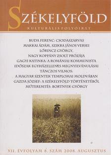 Ferenczes István - Székelyföld 2008. augusztus [antikvár]