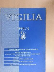 Andorka Rudolf - Vigilia 1994. április [antikvár]