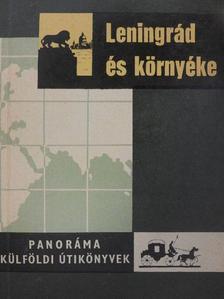 Kulcsár István - Leningrád és környéke [antikvár]