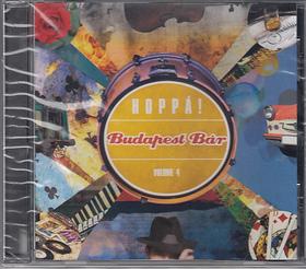 BUDAPEST BÁR 4. CD HOPPÁ! FARKAS,ÖKRÖS,KISVÁRI,FARKAS,FRENK,KELETI,FERENCZI