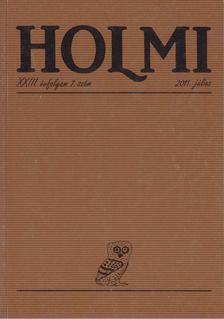 Réz Pál - Holmi 2011. július [antikvár]