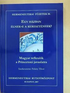 Bogárdi Szabó István - Egy házban élnek-e a keresztények? [antikvár]