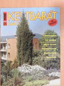 Dr. Barabits Elemér - Kertbarát Magazin 1989. tavasz [antikvár]