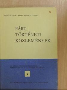 Deme Péter - Párttörténeti Közlemények 1979. szeptember [antikvár]