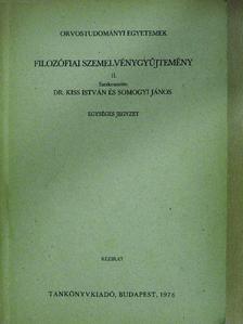 A. N. Leontyev - Filozófiai szemelvénygyűjtemény II. [antikvár]
