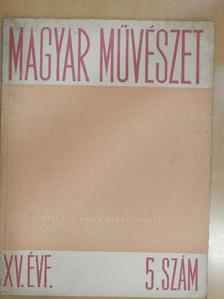 Aggházy Mária - Magyar Művészet 1948/5. [antikvár]