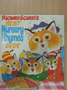 Richard Scarry - Best Nursery Rhymes Ever [antikvár]