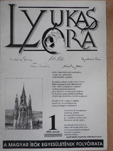 Ágh István - Lyukasóra 2005. január [antikvár]