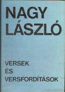 Nagy László dr. - Versek és versfordítások III. [antikvár]