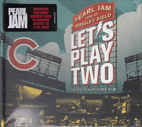 LET'S PLAY TWO CD PEARL JAM