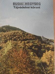 Nagy Antal - Budai-hegység - Tájvédelmi körzet [antikvár]