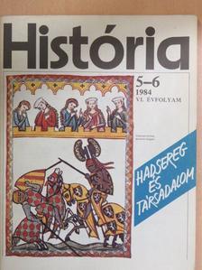 Benkő Mihály - História 1984/5-6. [antikvár]