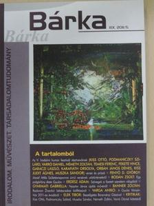 Banner Zoltán - Bárka 2011/5. [antikvár]